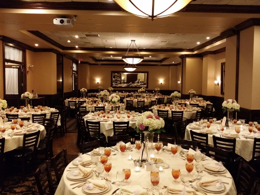 Maggianos Little Italy Best Wedding Reception Location Venue In