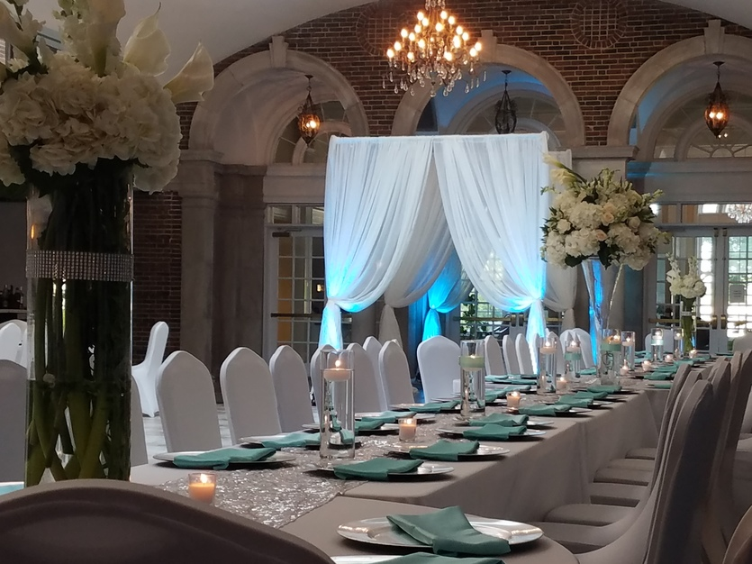 Events At Whittier Best Wedding Reception Location Venue In Detroit