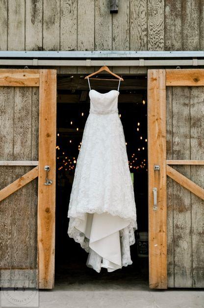 Reception Location in Augusta - Round Up Barn Weddings
