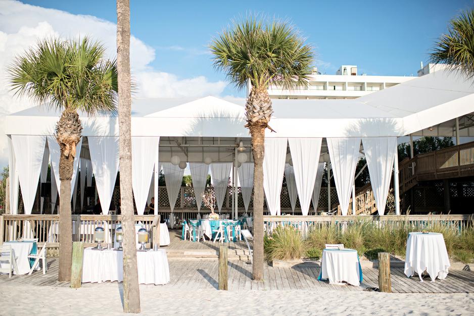 Hilton Clearwater Beach Best Wedding Reception Location In