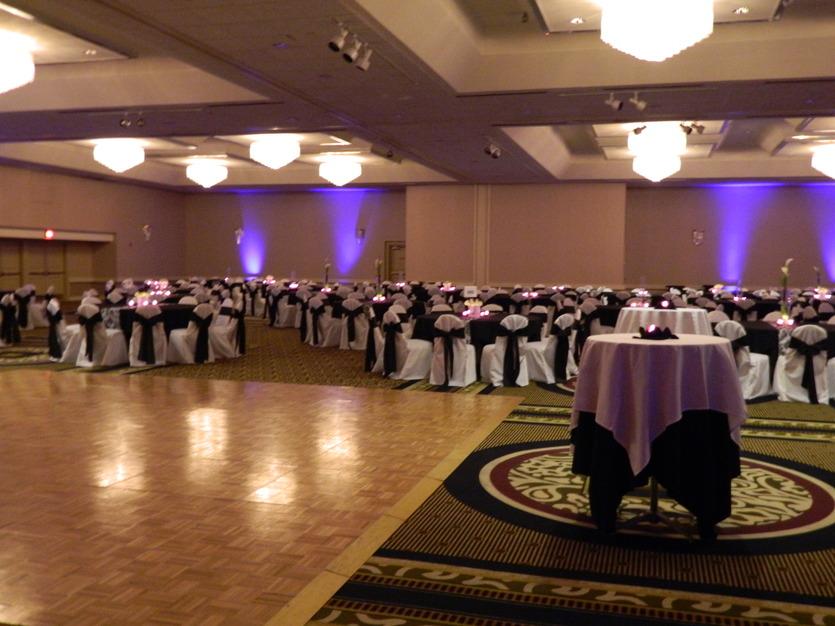 Doubletree By Hilton Tulsa Downtown Best Wedding Reception