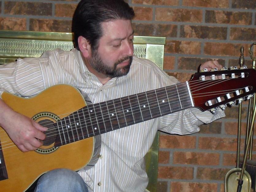 Musicians in Bolivar - Vlahos Music
