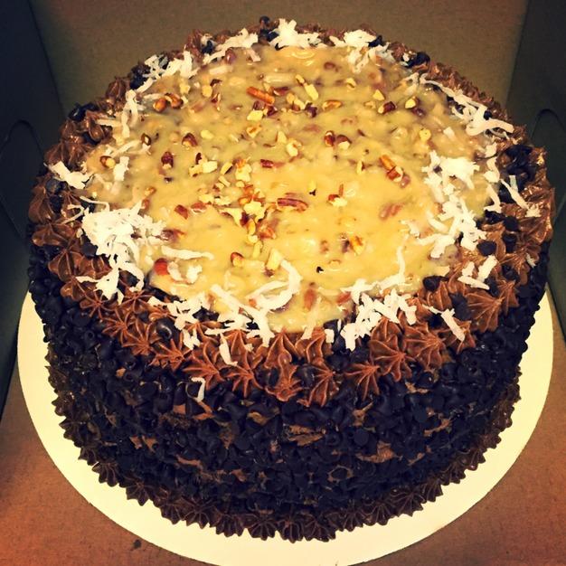 Cinnamon Rose - Best Wedding Cake in Jacksonville