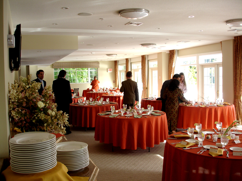 riverside hotel best wedding reception location in west