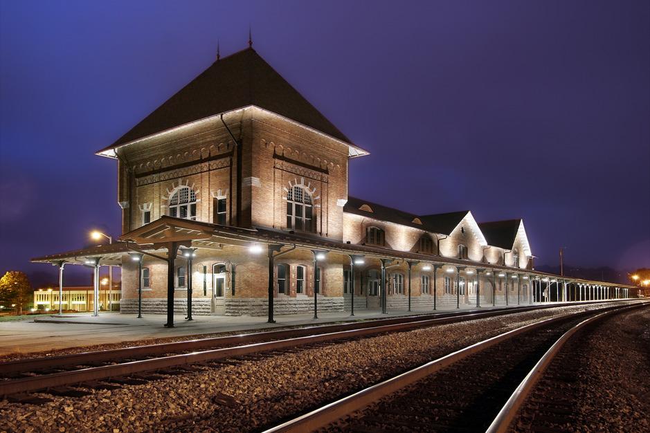 Bristol Train Station Best Wedding Reception Location In Bristol