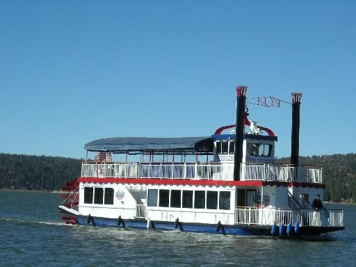 Big Bear Thaksgiving Boat Tour