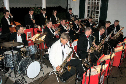 Musicians in Amsterdam - The Joey Thomas Big Band (SJS Productions, LLC)