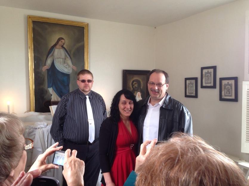 Ordinary Angels Best Wedding Officiants In Saint Marys