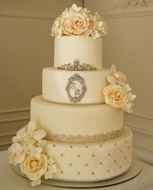 Kimberly Sweet Shoppe - Best Wedding Cake in Atlanta