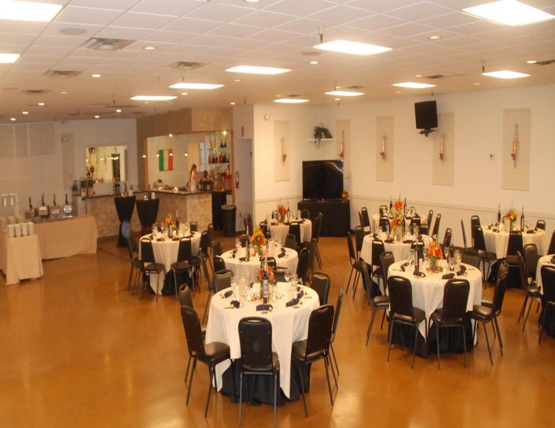 Arizona American Italian Club Best Wedding Reception Location In