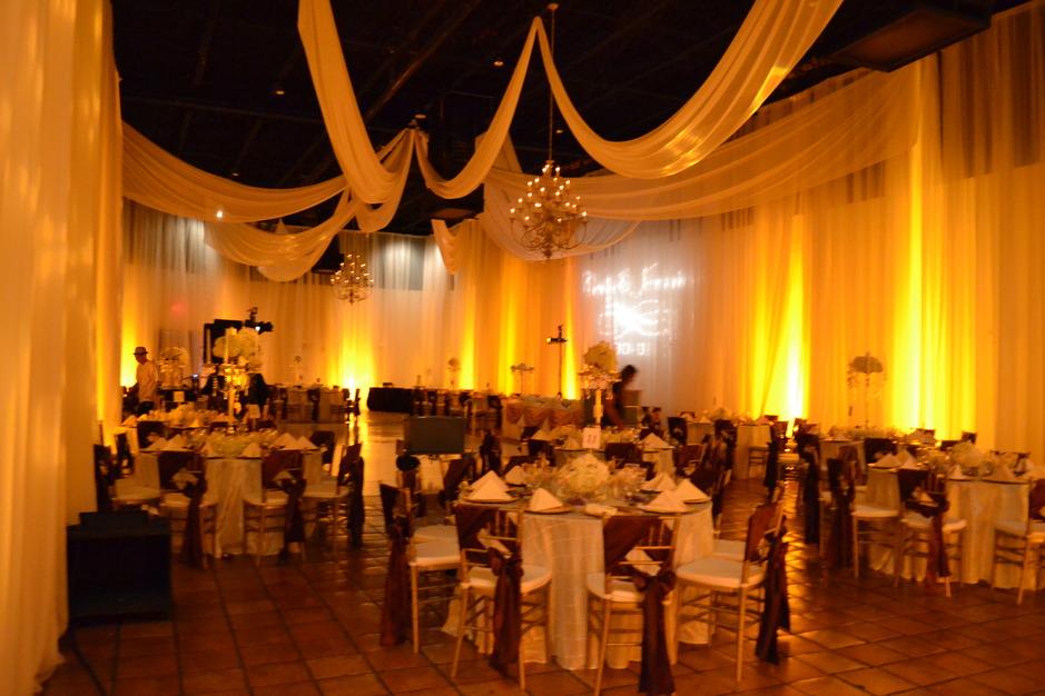 The Gardens Houston Best Wedding Reception Location in Houston