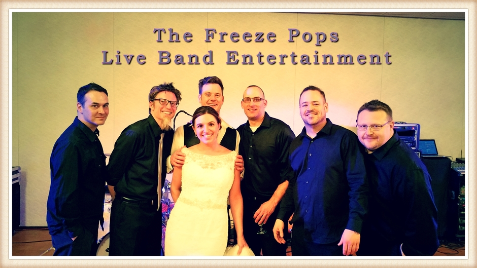 Musicians in Berkley - The Freeze Pops