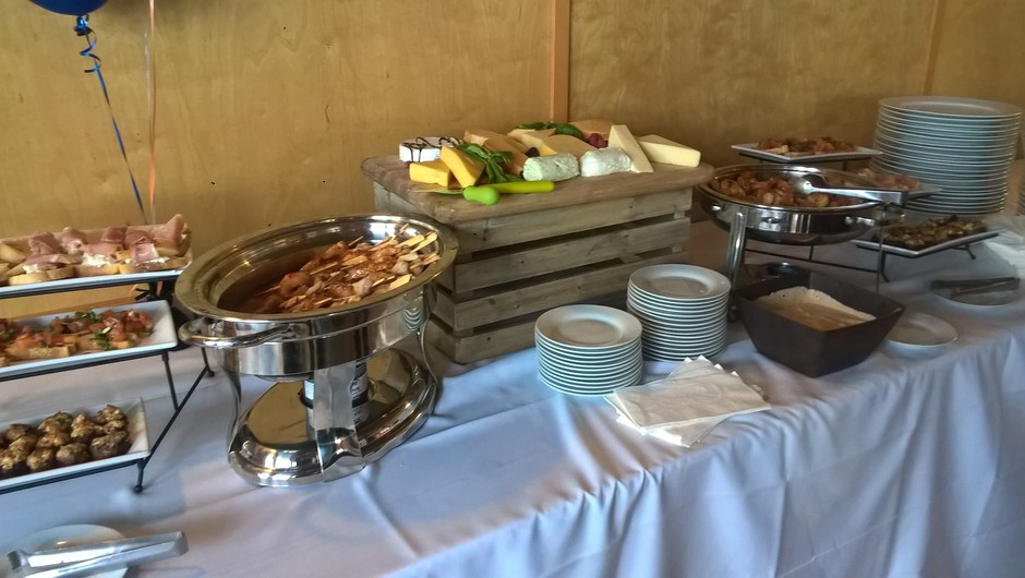 Caterers in Bellevue - K&F Catering