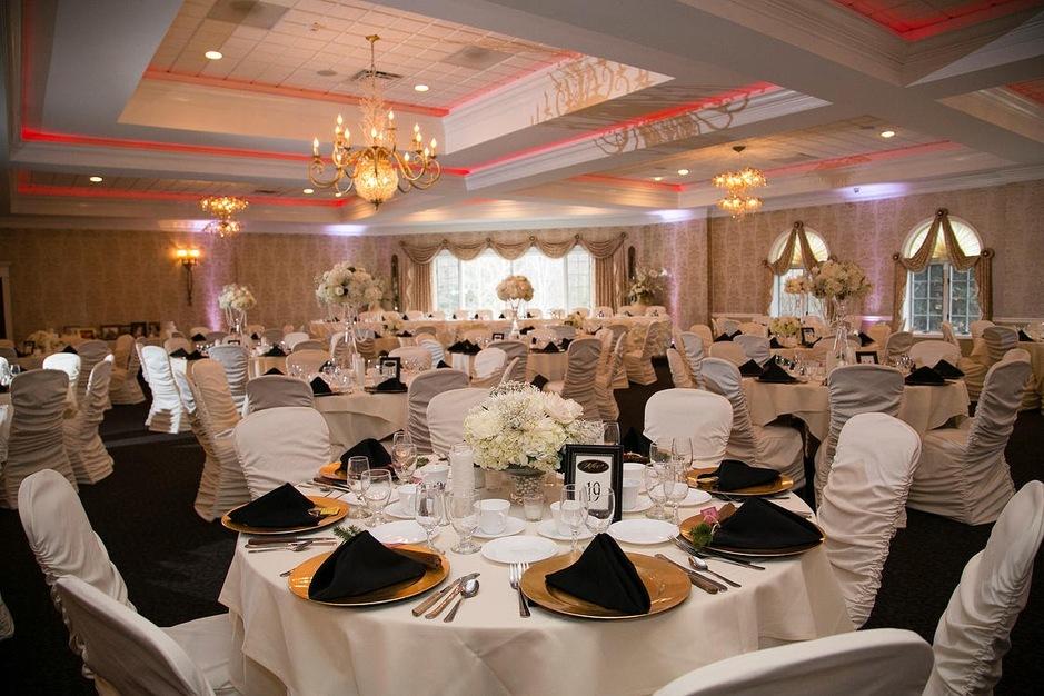 Klocs Grove Best Wedding Reception Location Venue In Buffalo
