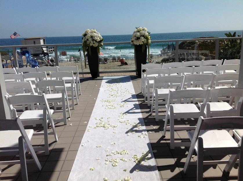 Malibu West Beach Club - Best Wedding Reception Location ...