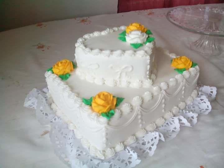 Mels Fondant Cottage Best Wedding Cake In Chattanooga
