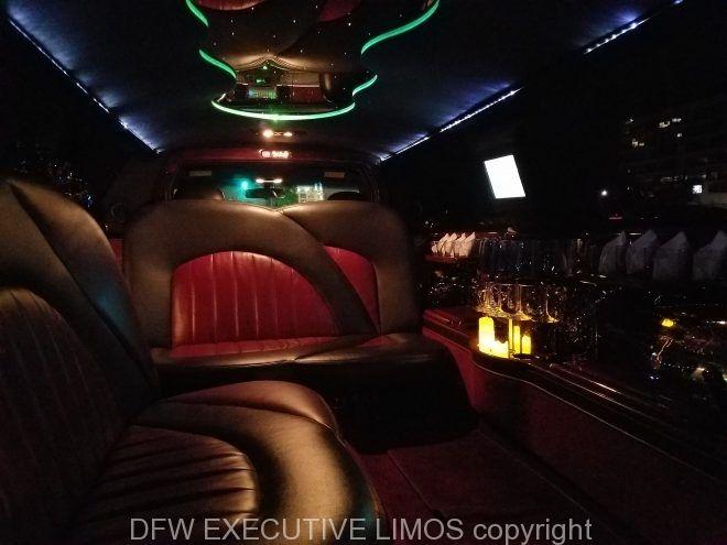 Transportation in Dallas - DFW EXECUTIVE LIMOS