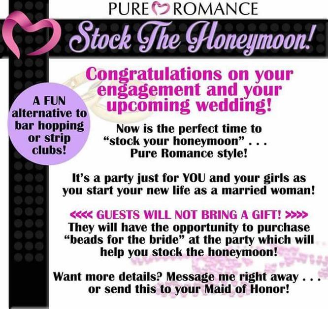 Best Wedding Custom Invites Favors in Lake Worth Pure Romance – Pure Romance Party Invite