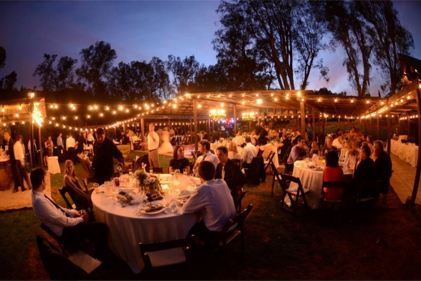 Quail Haven Farm Best Wedding Reception Location In Vista