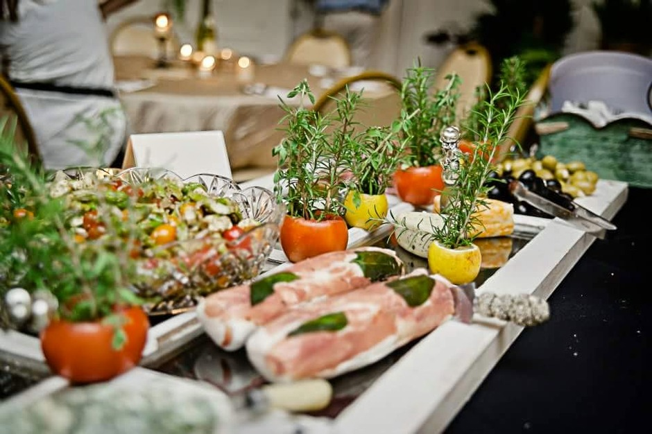 Caterers in Thomasville - Sass