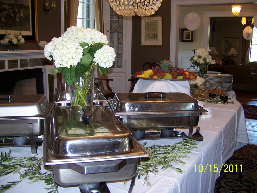 Caterers in Ruckersville - Blue Ridge Cafe & Catering Co.