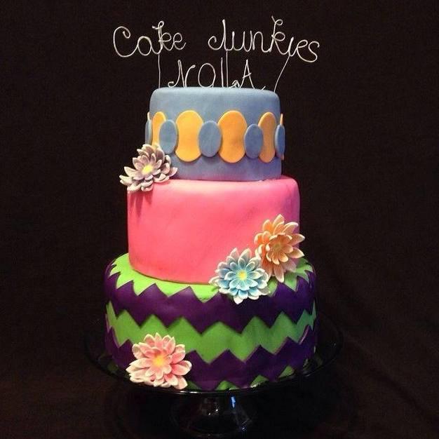 Cake Junkies Nola Best Wedding Cake In New Orleans