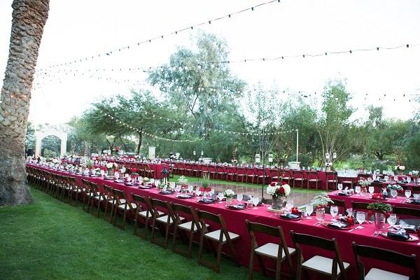 Legacy golf club wedding