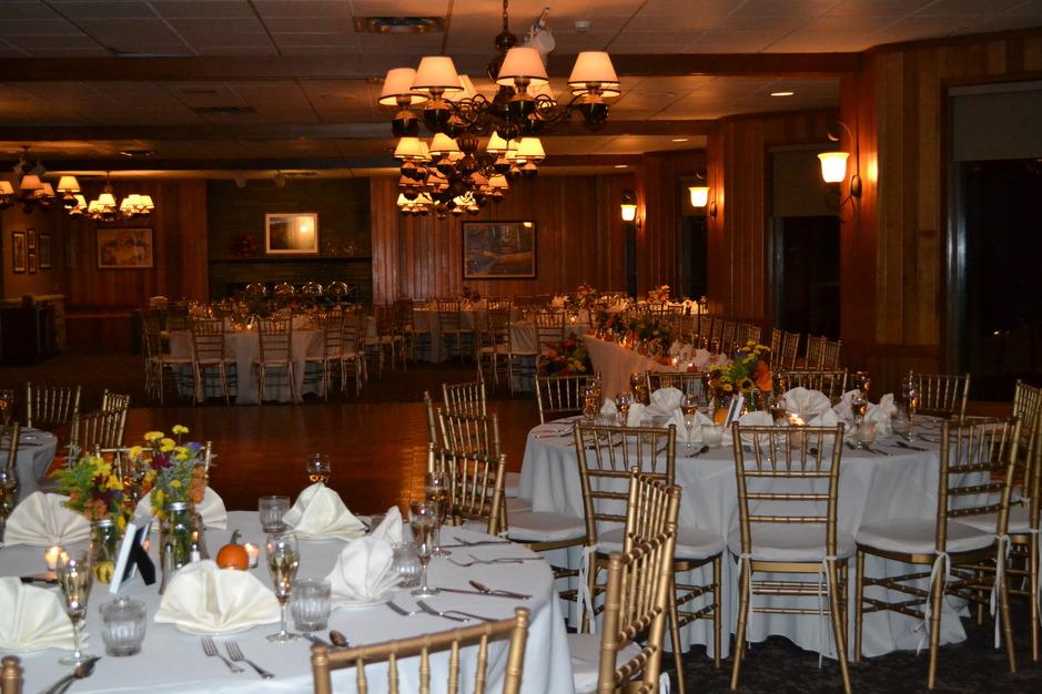 Reception Location in Hawley - Woodloch Pines Resort