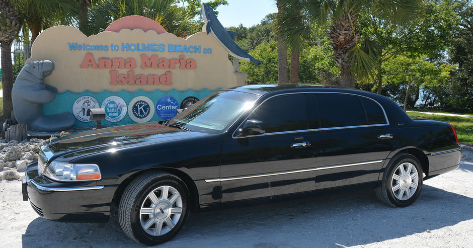 Transportation in Bradenton - Cartier Limousine Services