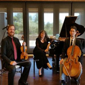Musicians in Pacifica - Amethyst Trio