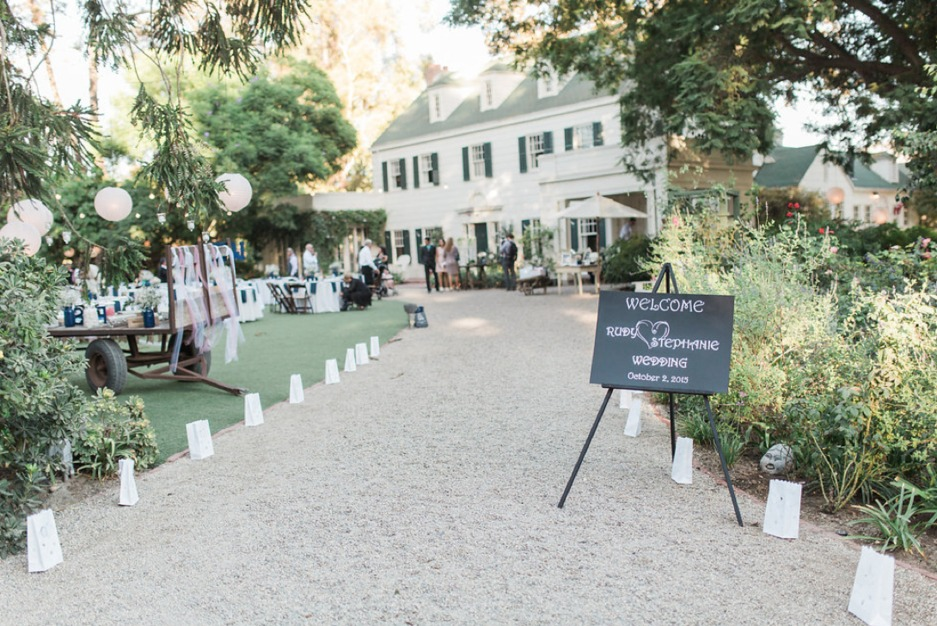 Reception Location in Westlake Village - Karen Marie Events