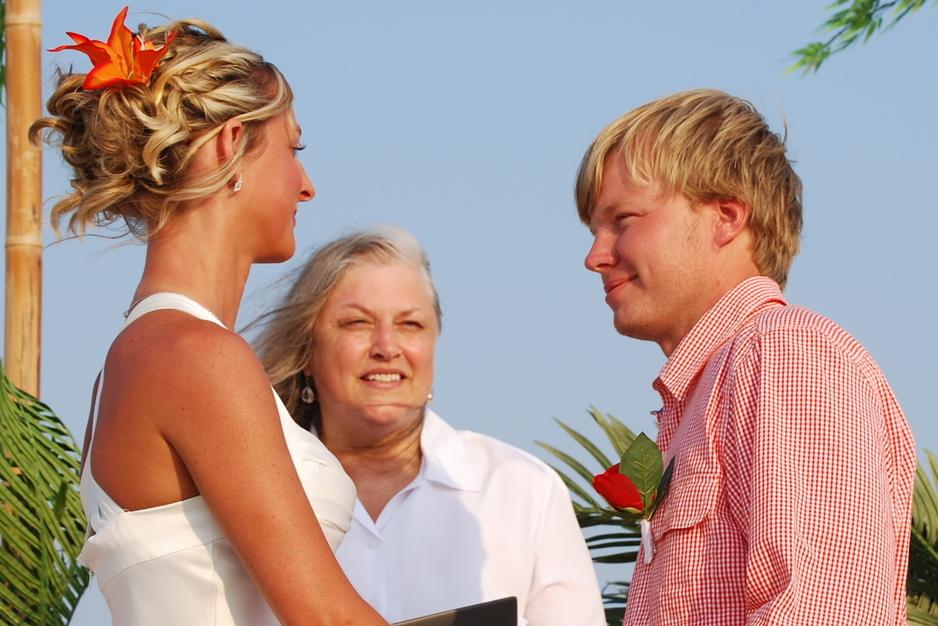 Officiants in Freeport - Florida Nuptials - Destin & Panama City Beach Officiants