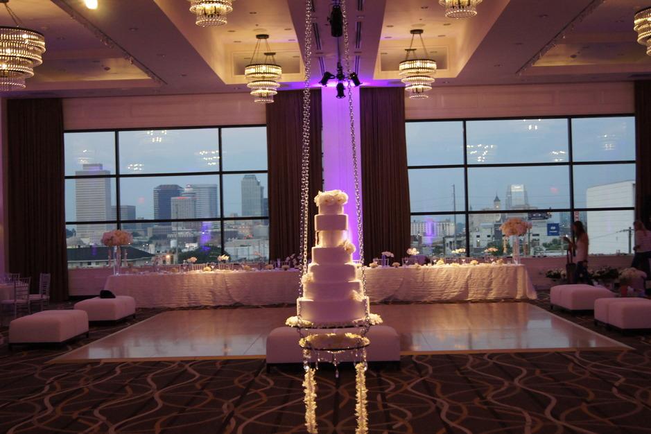 Hutton Hotel Best Wedding Reception Location In Nashville