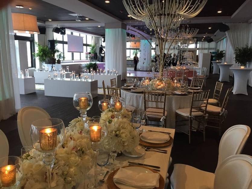 Briza On The Bay Best Wedding Reception Location In Miami