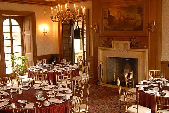 Reception Location in Wayne - The Montrose Mansion at Villanova University Conference Center