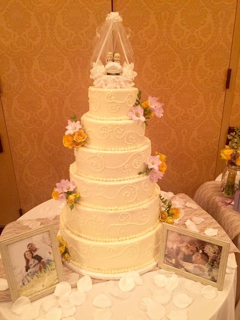 Wedding Cake Prices Albuquerque