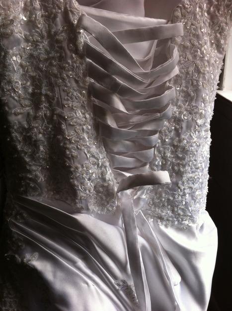 Bridal sewing by linda gibson best wedding dress for Wedding dresses huntsville al