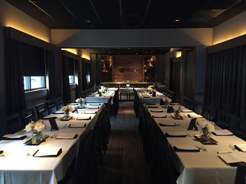 Bonefish grill best wedding reception location in pensacola for Bone fish grill locations