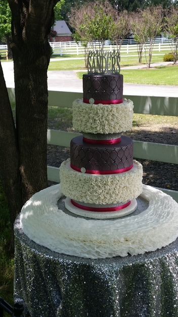 wedding cakes memphis tn the frosted oven cake studio best wedding cake in 25021