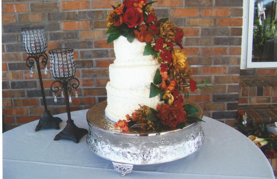 Cake Art Creations By Jane : Best Wedding Cake in Athens - Cake Art Creations By Jane