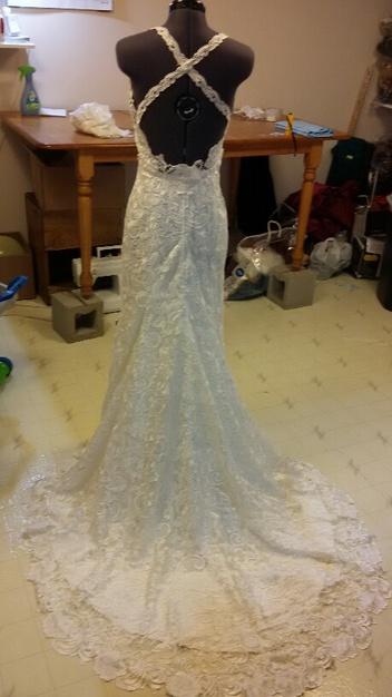 Dress & Apparel in Marshall - TBS BRIDAL / Tony Bud's Sewing