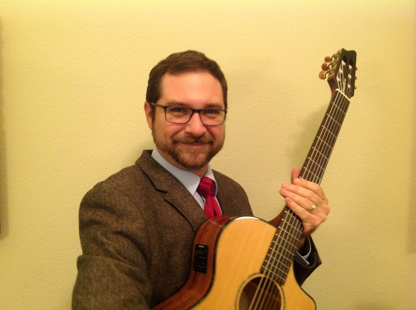 Musicians in Fort Worth - The Guitombres