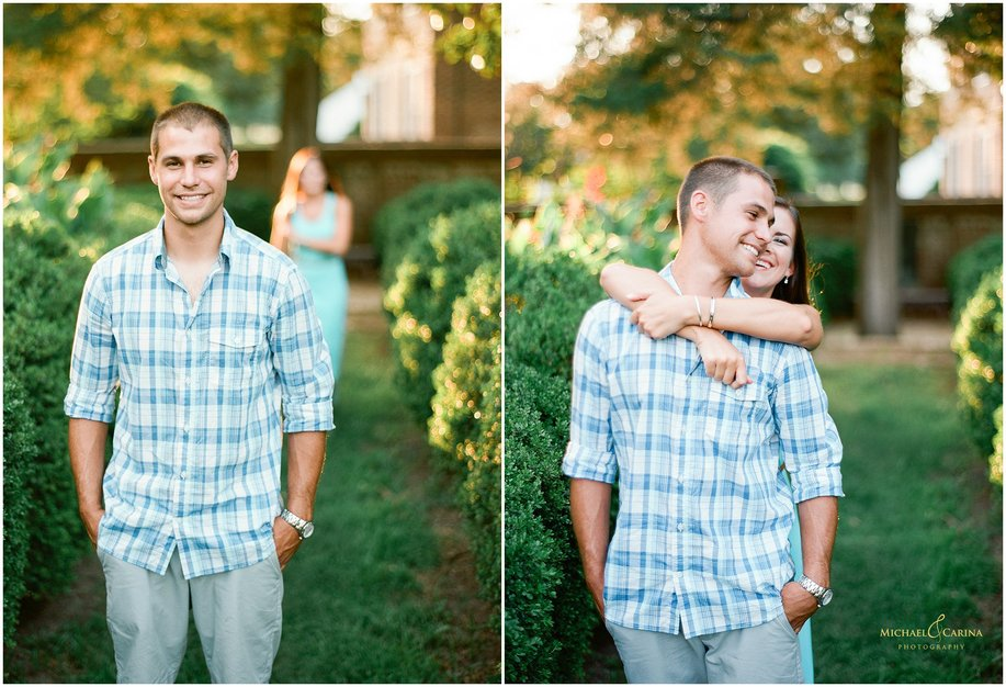 Photographers in Yorktown - Michael and Carina Photography
