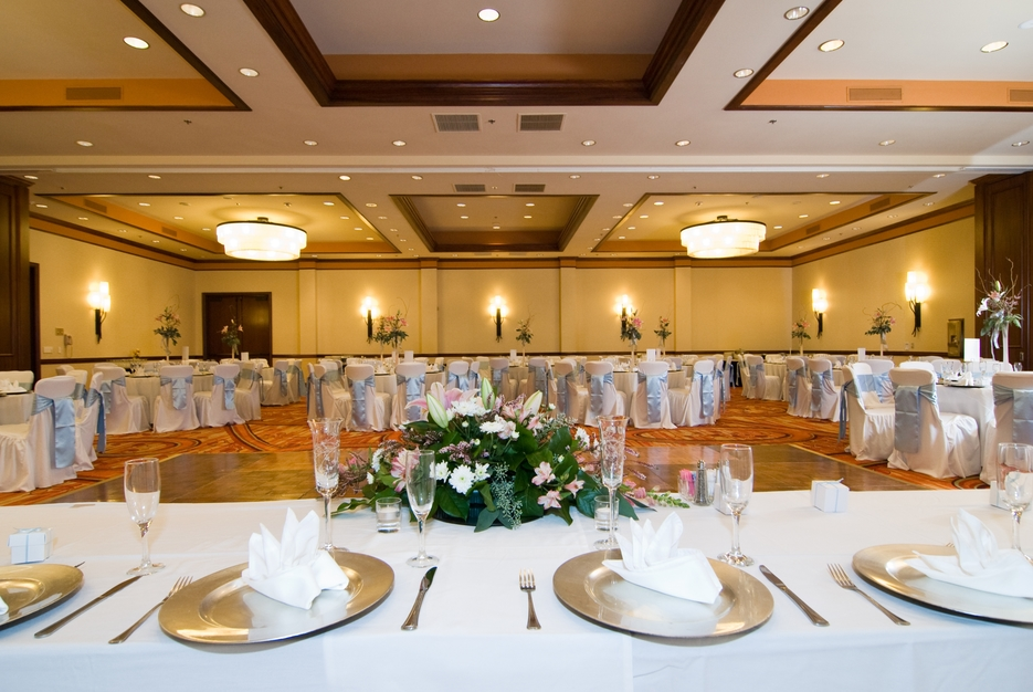Marriott Riverside Best Wedding Reception Location In Riverside