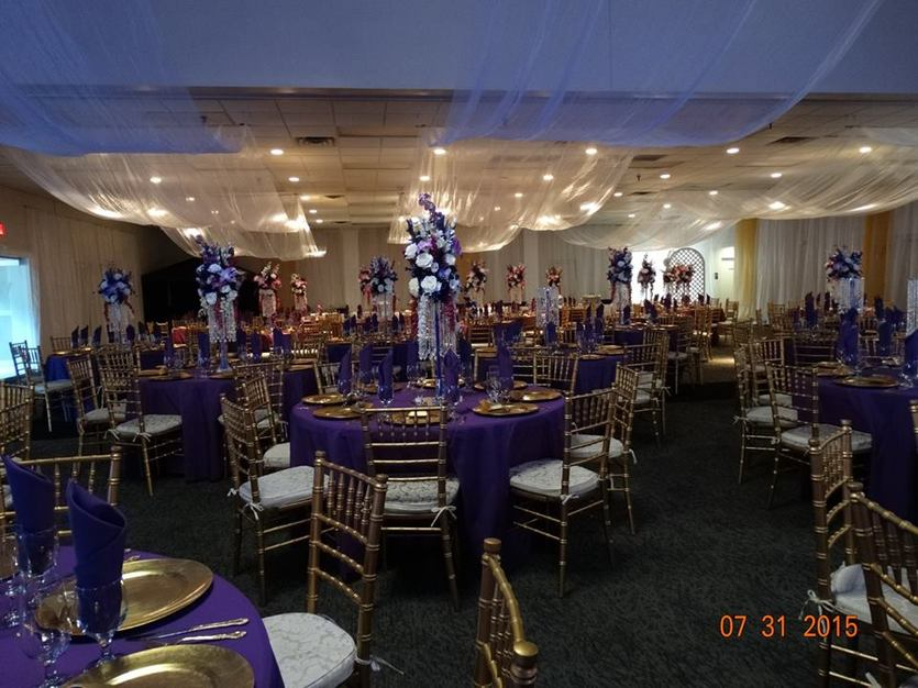 Grand Lion Events Venue Best Wedding Reception