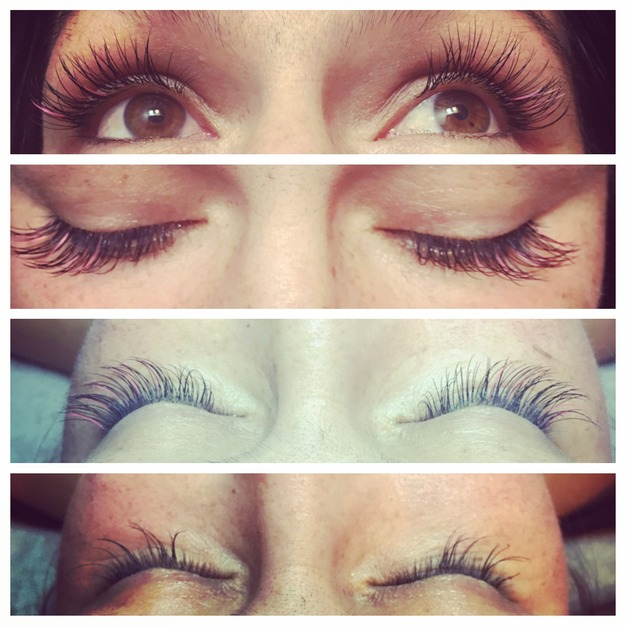 Lash Out Lash Extensions And Waxing Best Wedding Make Up Hair