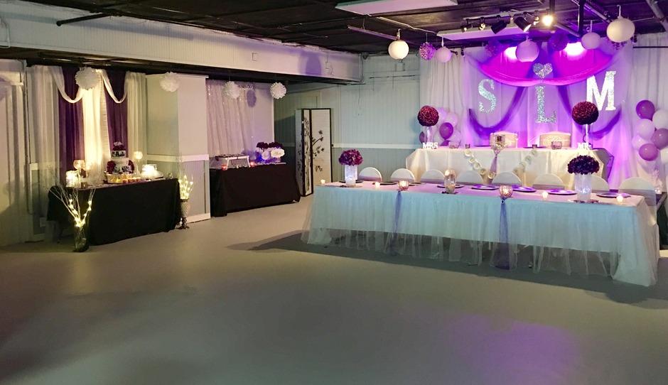 Jax Beach Event Hall Best Wedding Reception Location In