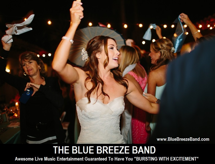 Musicians in Inglewood - Blue Breeze Band (Soul R&B Funk)