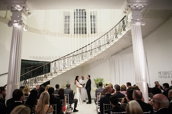Museum Of The City Of New York Best Wedding Reception Location In