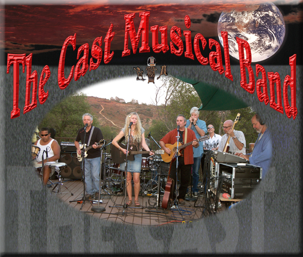 Musicians in Orangevale - Cast Musical Band